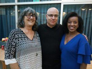 מהרטה רון ברוך בקהילות תומכות בתל אביב