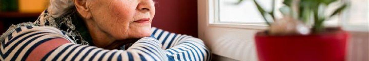 בדידות בגיל השלישי